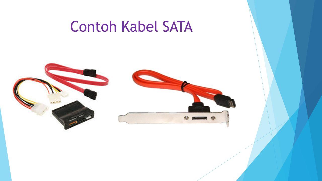 Contoh Kabel SATA