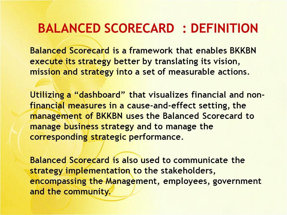 4 Hambatan Visi Hanya 5% dari Lapangan Kerja Memahami Strategi Manfaat-manfaat Visi Komunikasi Strategi yang Meningkat Hambatan Manusia Hanya 25% dari para Manajer Mempunyai Insentif-insentif terkait dengan Strategi Manfaat-manfaat Manusia Menghargai Kinerja Terkait dengan Strategi Hambatan Manajemen 85% dari Eksekutif Mempelajari Kurang dari 1 Jam per Bulan untuk Mendiskusikan Strategi Management Solutions Sistem untuk Review Manajemen Hambatan Sumber Daya 60% dari Organisasi Tidak Mengkaitkan Strategi dengan Anggarannya Solusi Anggaran Mengkaitkan antara Anggaran dan Sttrategi TANTANGAN IMPLEMENTASI STRATEGI Hanya 10% dari Organisasi yang Melaksanakan Strateginya HAMBATAN-HAMBATAN TERHADAP PELAKSANAAN STRATEGI