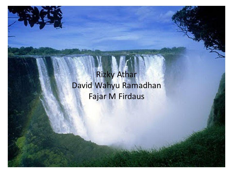 Rizky Athar David Wahyu Ramadhan Fajar M Firdaus