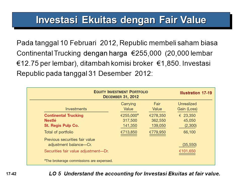 17-42 dengan harga Pada tanggal 10 Februari 2012, Republic membeli saham biasa Continental Trucking dengan harga €255,000 (20,000 lembar €12.75 per le