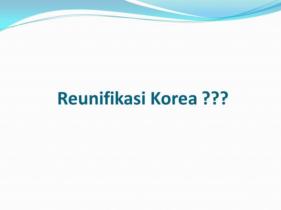 Reunifikasi Korea