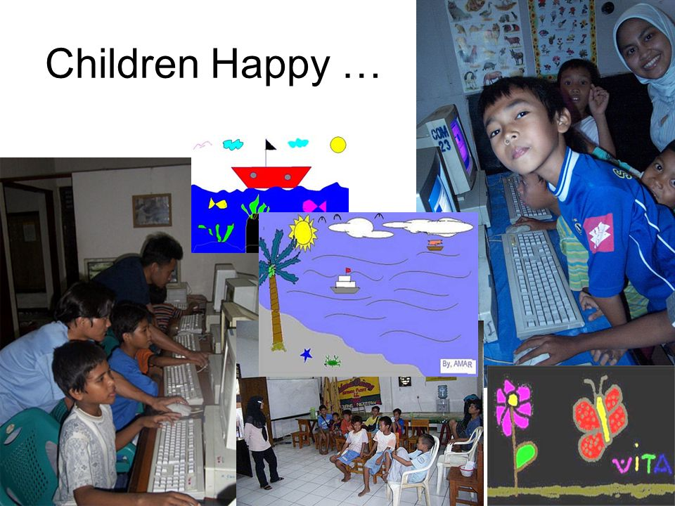 Children Happy …