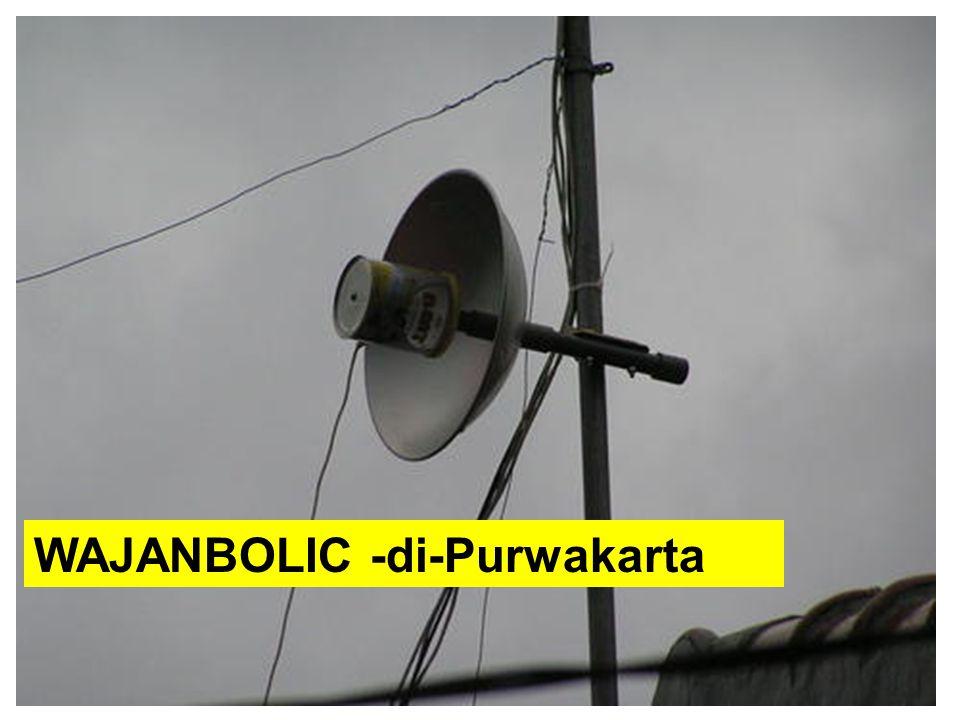 WAJANBOLIC -di-Purwakarta