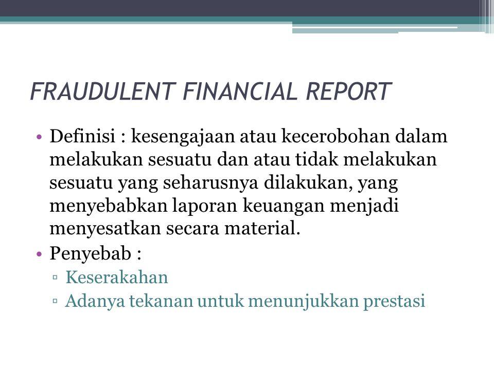 MENGENALKAN STANDAR AUDIT UNTUK MENEMUKAN FRAUD Standar Audit memperkuat penempatan auditor independen dalam melakukan audit.