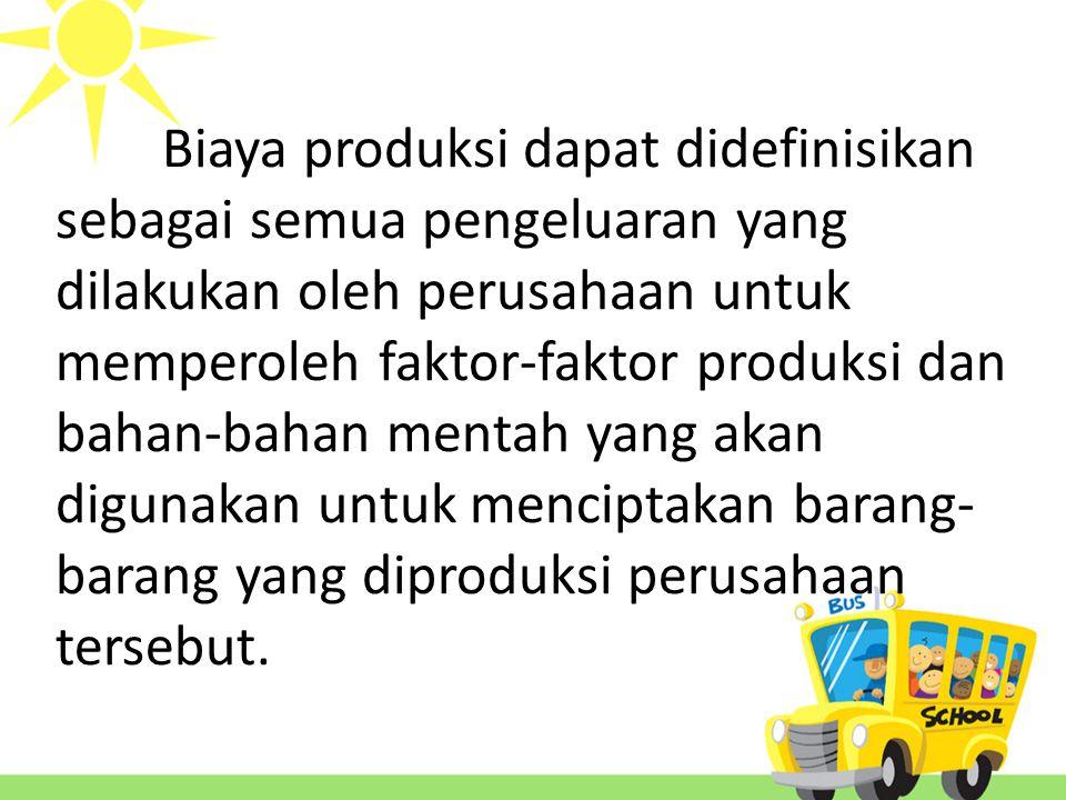 Biaya Produksi Jk Panjang Economies of scale Constant returns to scale Diseconomies of scale LRATC