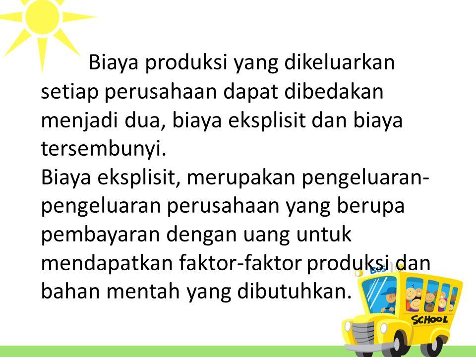 Skala Ekonomis Dlm Produksi – Labour Specialization – Managerial Specialization – Efficient Capital – Other Factors Diseconomies of Scale Constant Returns to Scale