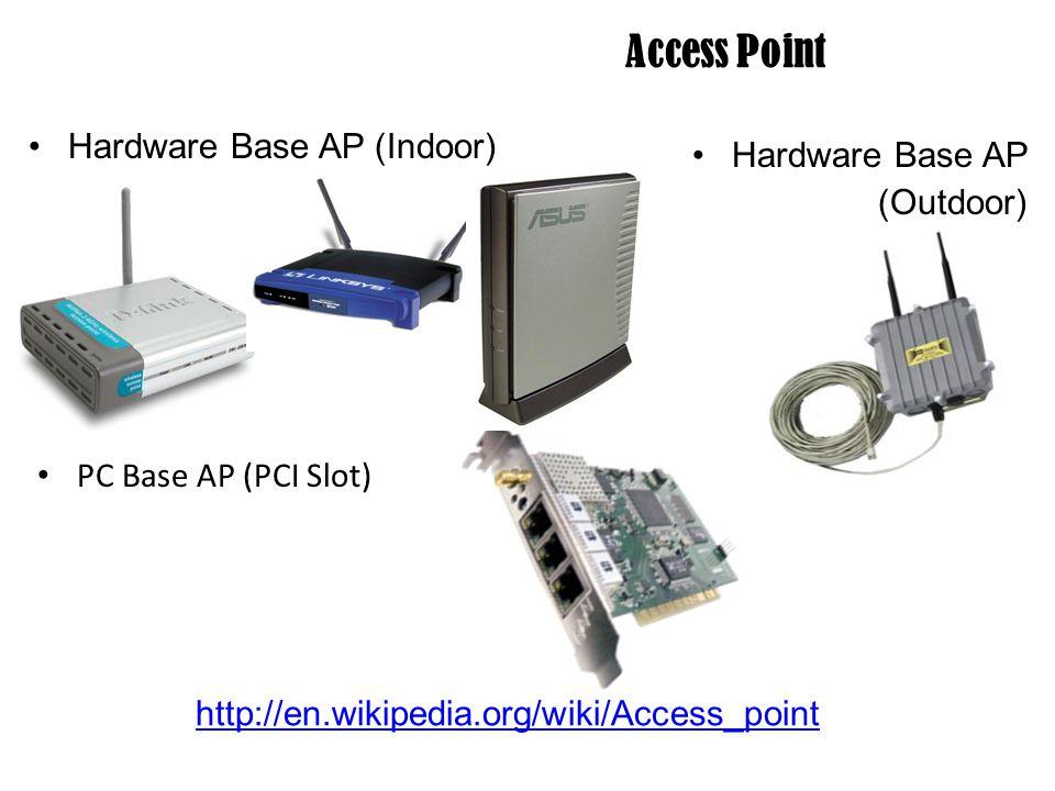 Wireless Network Adapters (lanjutan) PC Card / PCMCIA