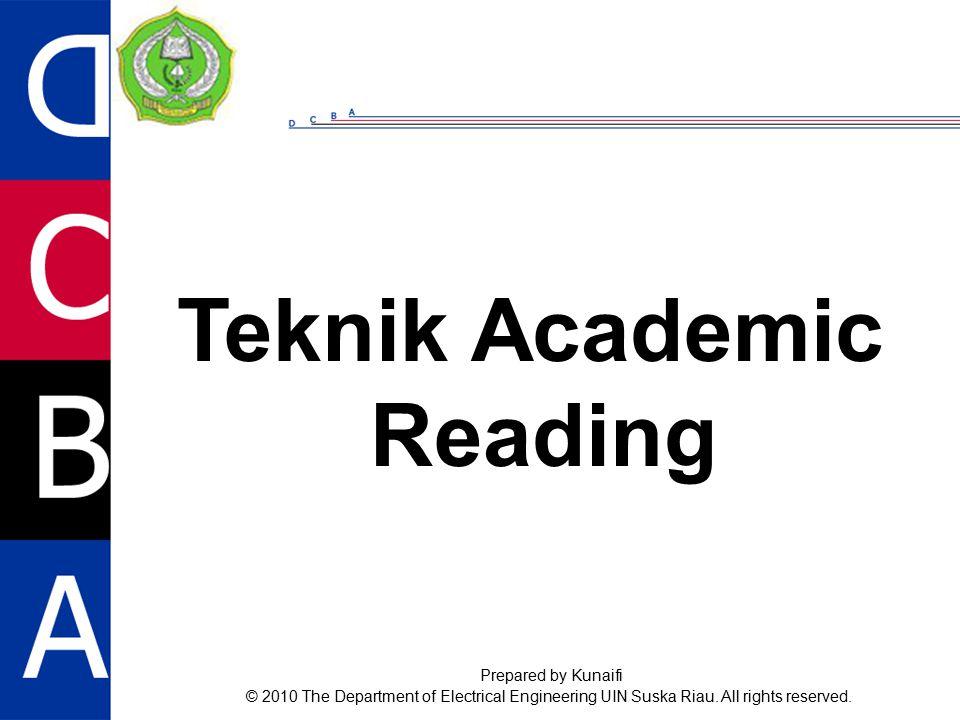  Skimming ≠ membaca. Skimming: metode mendapatkan informasi umum secara cepat dari suatu bacaan.