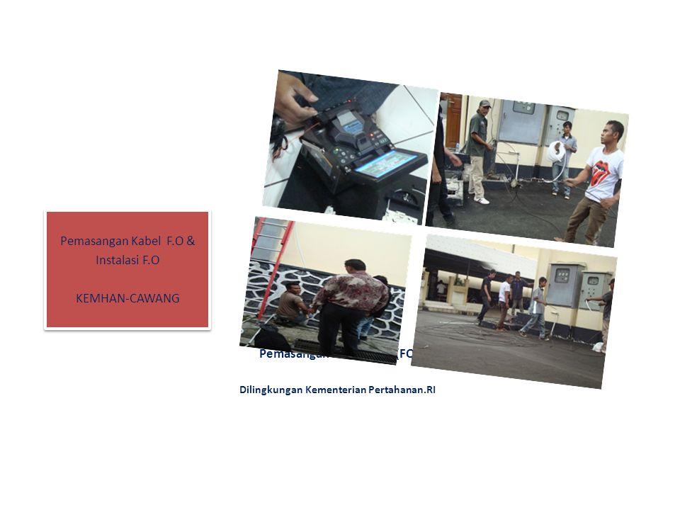 Dokumentasi Pekerjaan : SAVING ENERGI Dilingkungan Kementerian Pertahanan.RI MONITORING pemakaian listrik Per Lantai,Per Gedung Pemasangan SENSOR lamp