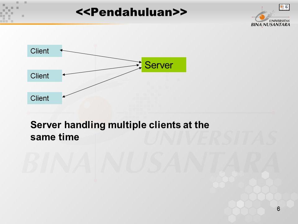 17 > IPv4 : Internet protocol versi 4, sering disebut dengan IP saja.