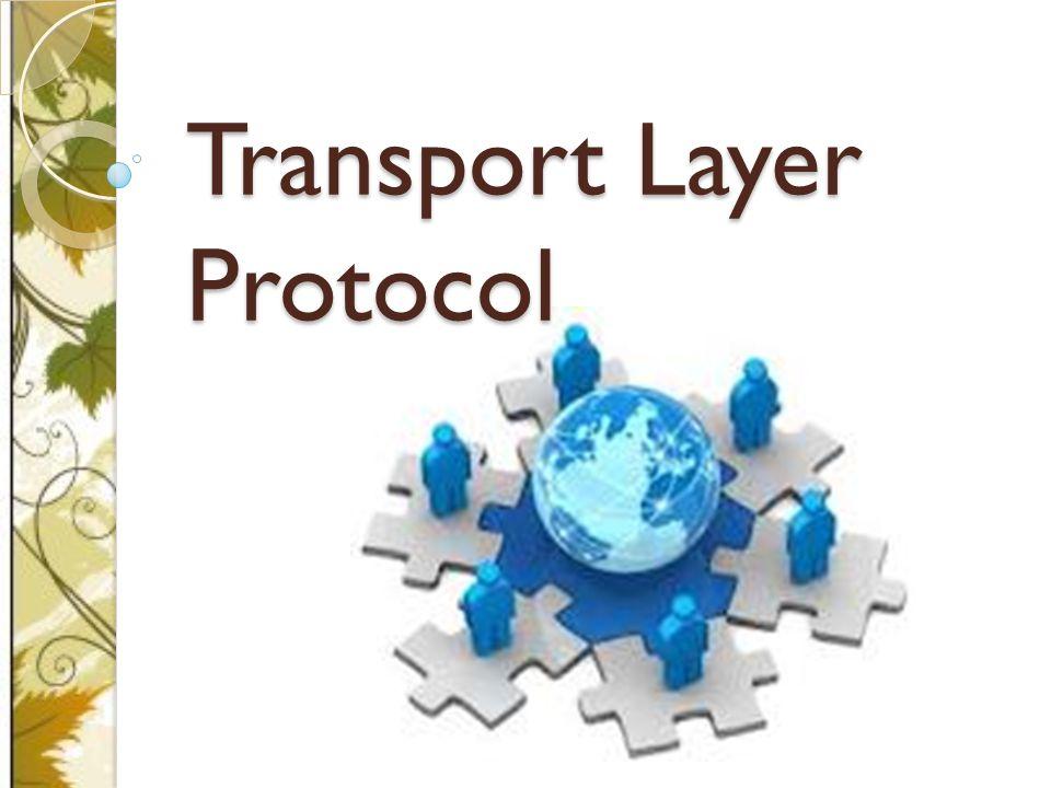 Transport Layer Protocol