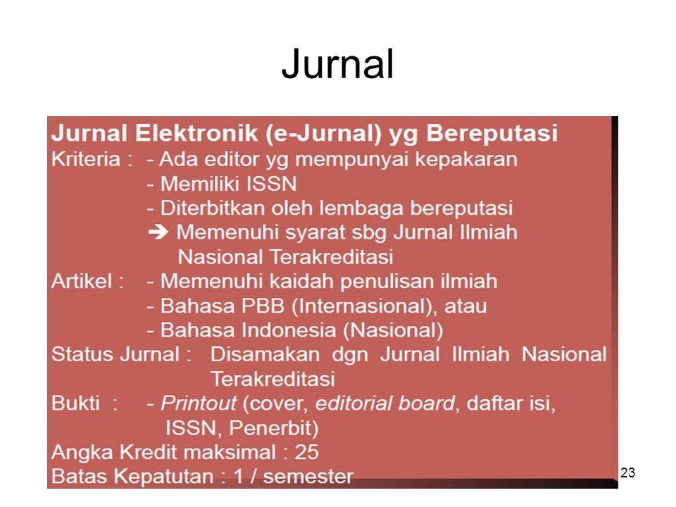 Jurnal 23