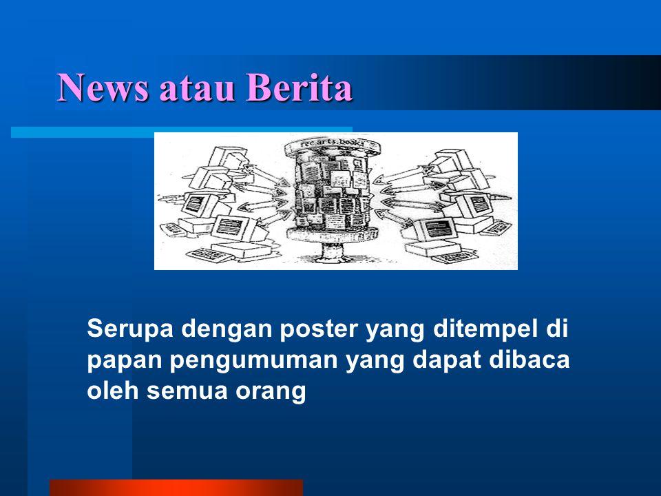 News atau Berita Serupa dengan poster yang ditempel di papan pengumuman yang dapat dibaca oleh semua orang