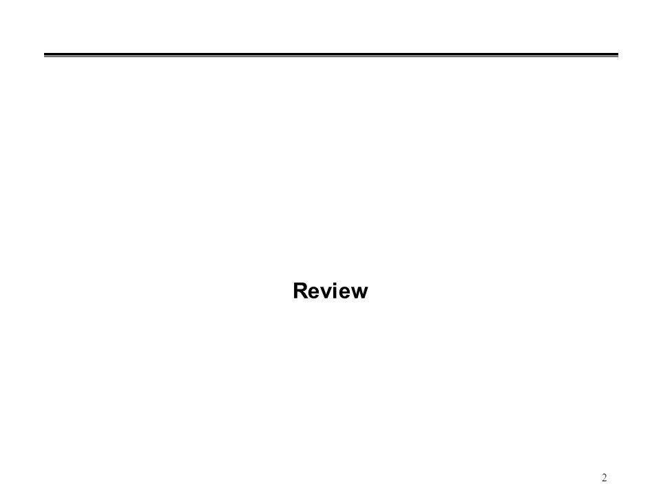 3 Review: Organisasi Sistem Komputer I/O systemProcessor Compiler Operating System (Windows 98) Application (Netscape) Digital Design Circuit Design Instruction Set Architecture °Koordinasi dari berbagai tingkat abstraksi Datapath & Control transistors Memory Hardware Software Assembler 10230