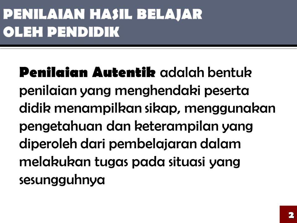 CONTOH PERHITUNGAN NILAI KETERAMPILAN NoNama Penil.