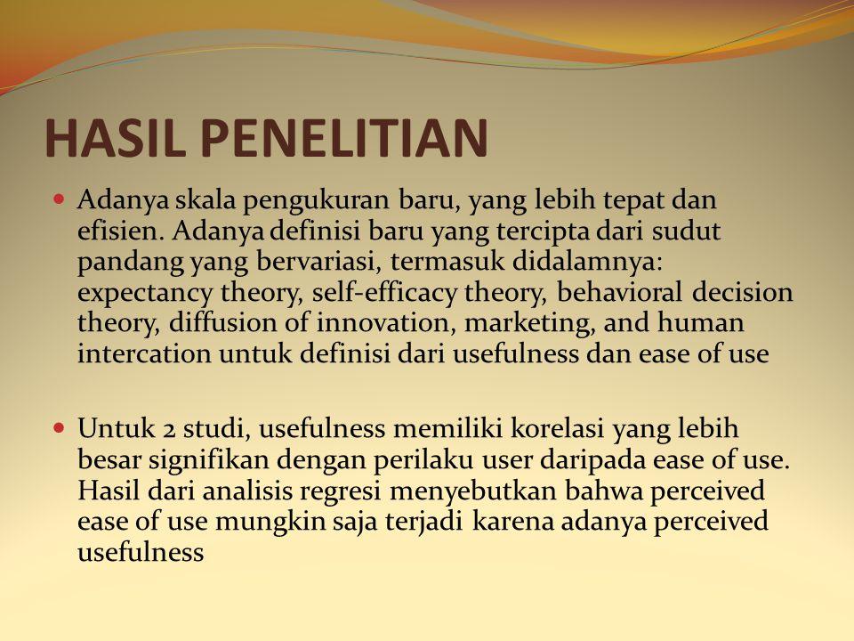 METODE PENELITIAN Penilaian validitas menurut: 1.