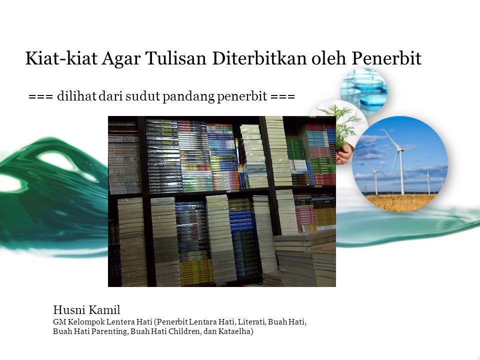 Overview Industri Penerbitan