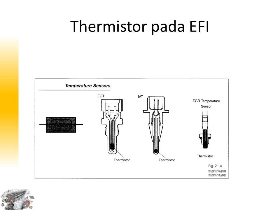Engine Coolant Temperature (ECT) Sensor