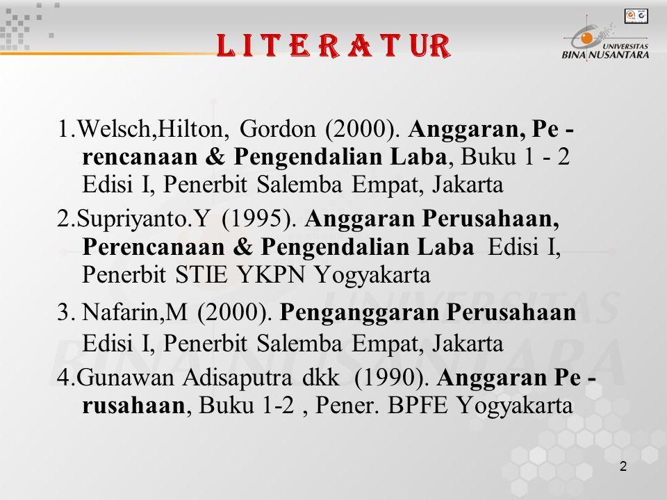 3 Online Readings : Hhttp://www.library.binus.ac.id/management Hhttp://www.bettermanagement.com Hhttp://www.effectiveinventory.com Hhttp://www.inventoryops.com Hhttp://www.tdbank.ca/tdbank/pers/student/stbud.html Hhttp://www.state.oh.us/obm Hhttp://www.capterra.com/budgeting-solution Hhttp://www.personalbudgeting.com Hhttp://www.centage.com Hhttp://www.boilerplate.net Hhttp://www.prophix.com Hhttp://www.outlooksoft.com