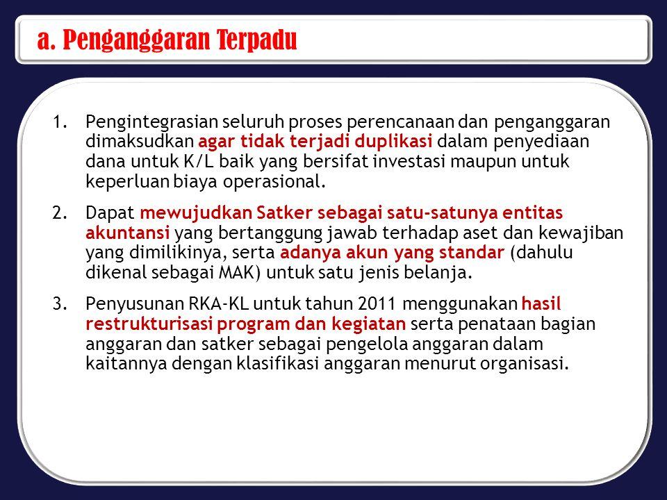 Pokok Bahasan : 1.Hal-hal Mendasar dalam Penyusunan RKA-K/L; 2.Persiapan Penyusunan RKA-K/L; 3.Mekanisme Penyusunan RKA-K/L Berdasarkan Pagu Anggaran K/L.