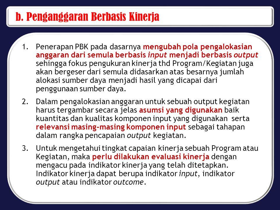 Pokok Bahasan : 1.Kriteria Penelaahan; 2.Tindak Lanjut Hasil Penelaahan RKA-K/L; 3.Hal-hal Khusus.