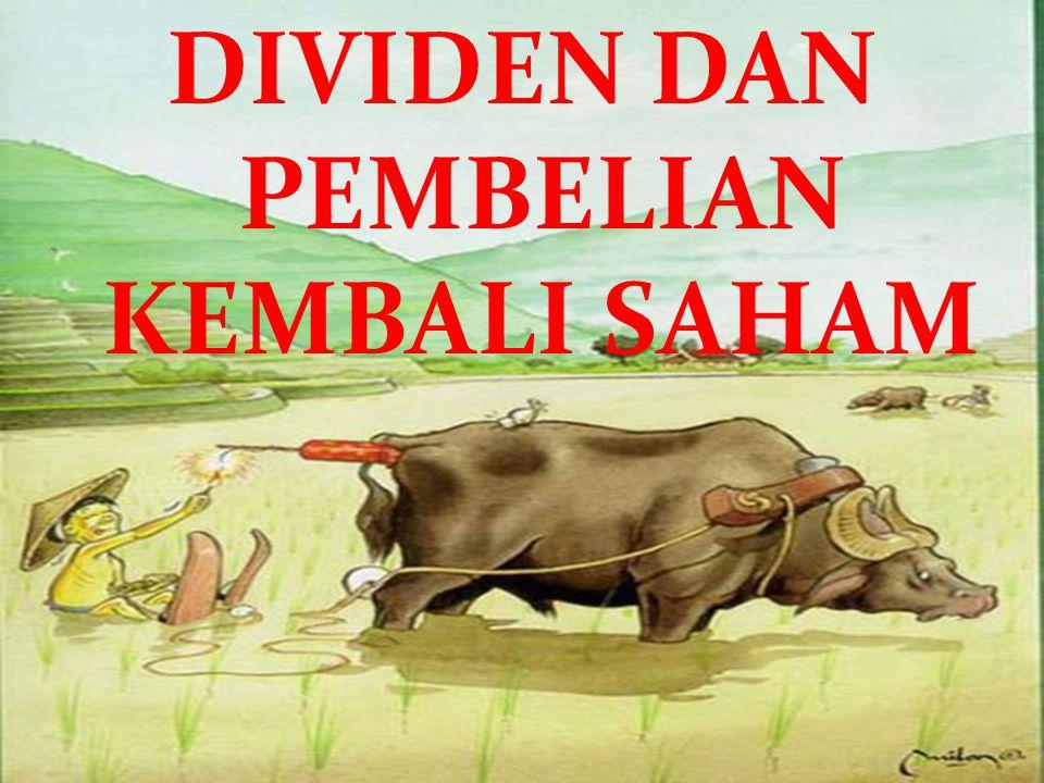 3.Tanggal-eks dividen.
