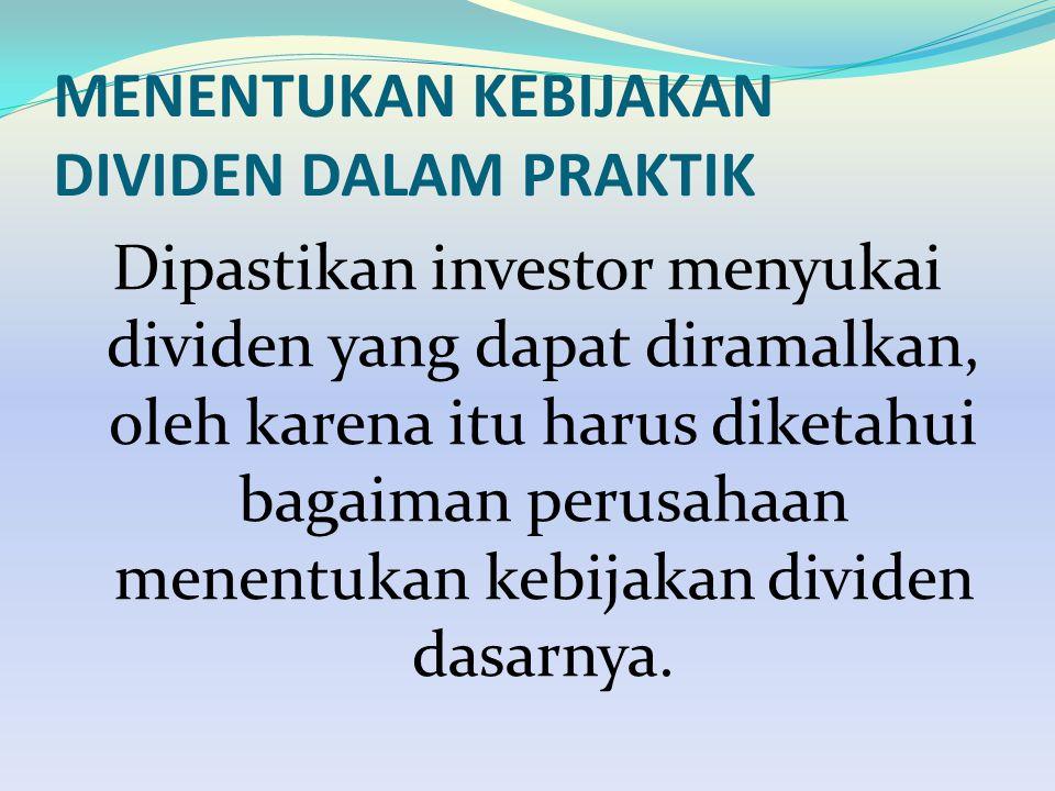 Pecah Saham Pecah saham (Stock Split) akan melipatgandakan jumlah lembar saham beredar, membagi dua bahkan lebih dividen per-saham.