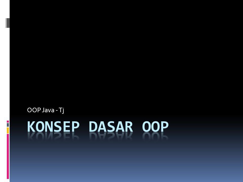 OOP Java - Tj