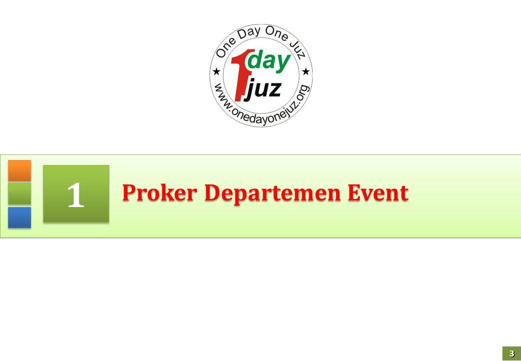 Proker Departemen Event 1 1 3
