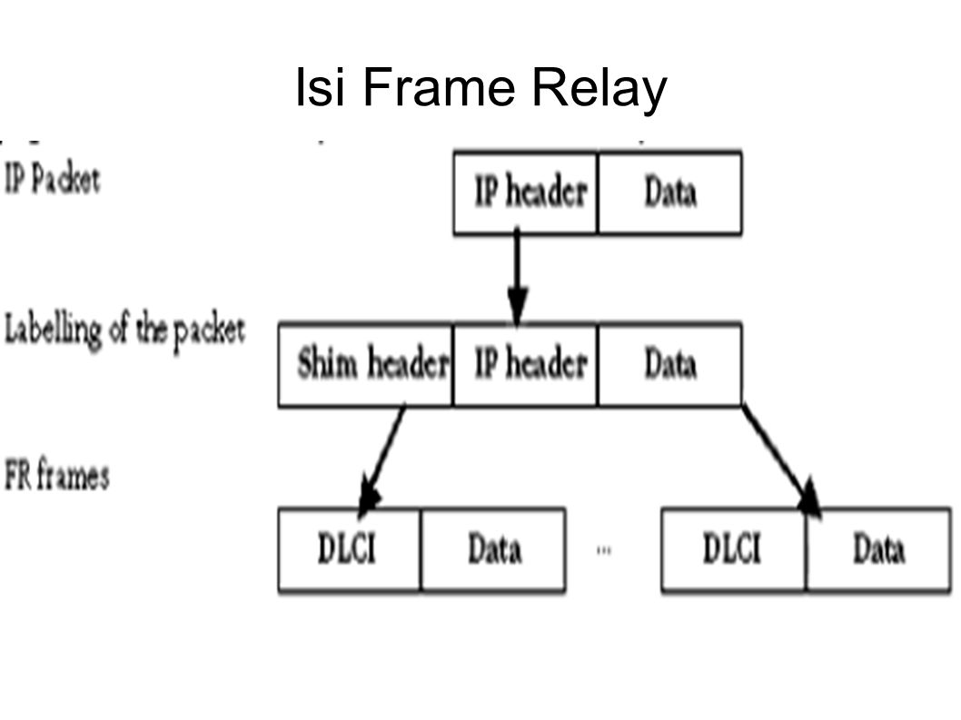 Isi Frame Relay