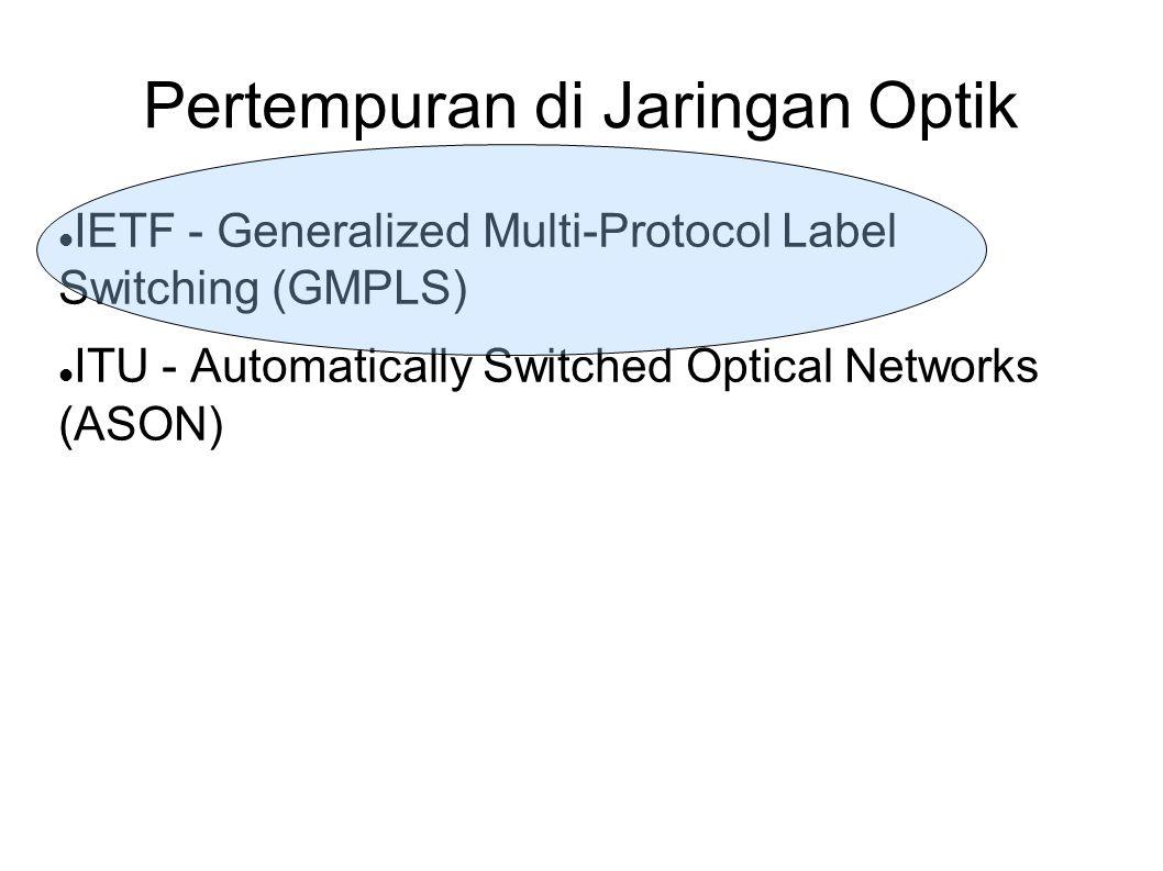 Logika Berfikirnya Backbone Operator Pada kecepatan tinggi IP terlalu komplek.
