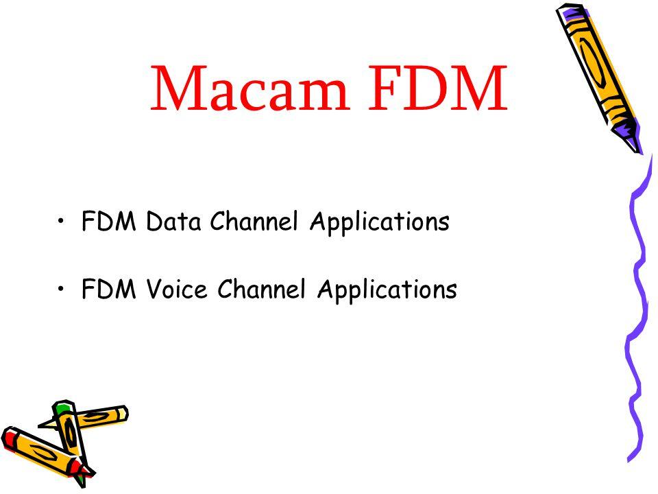 TDM  Prinsip kerjanya berkebalikan dengan FDM  Pembagian kanal-kanal menjadi sebuah keseluruhan output berdasarkan waktu  Mempunyai Time Slot