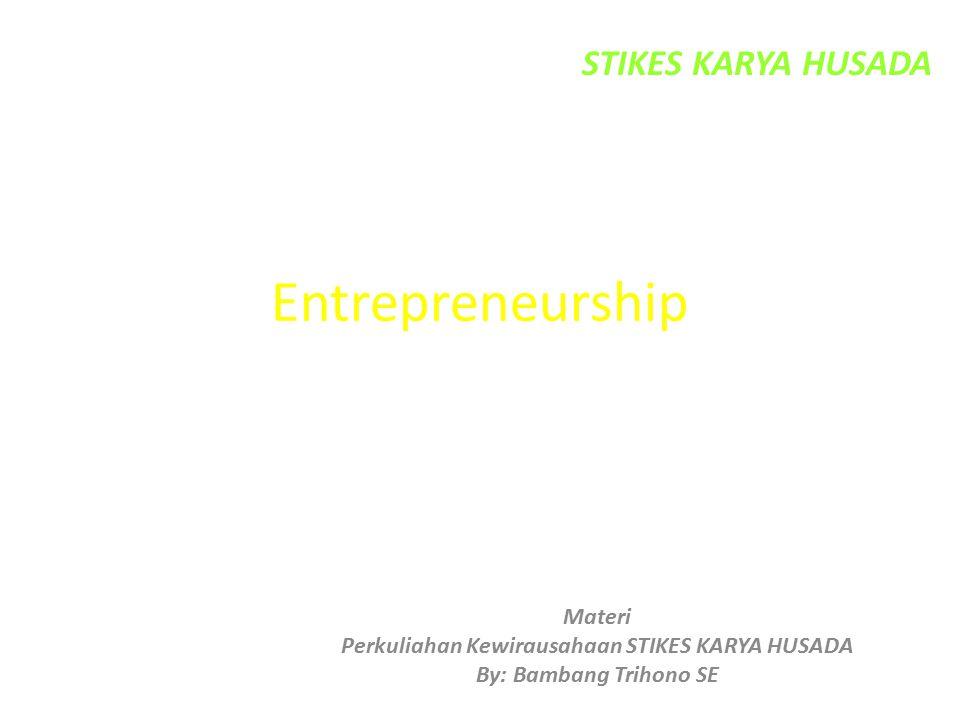 Bambang Trihono,SE Owner & Direktur Semarang Entreprneur Holding - Semarang Entrepreneur (SEU) - Entreprenur Academy - Smart Entrepreneur Property - S
