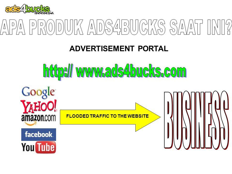 Portal advertising ads4bucks – www.