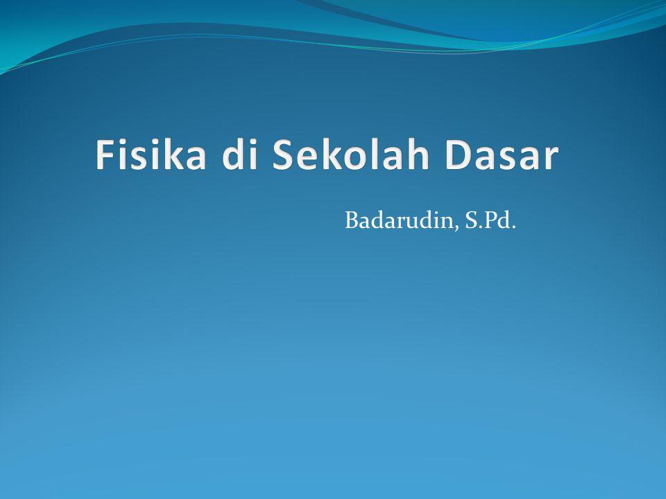 Badarudin, S.Pd.