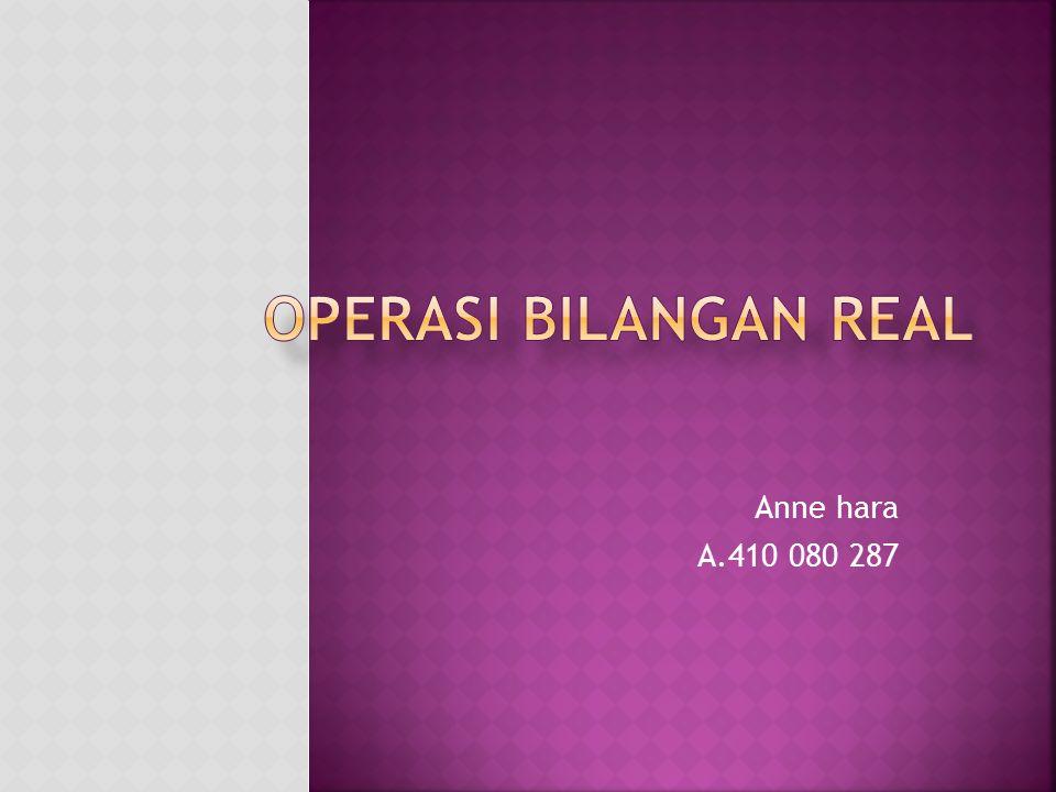 Anne hara A.410 080 287