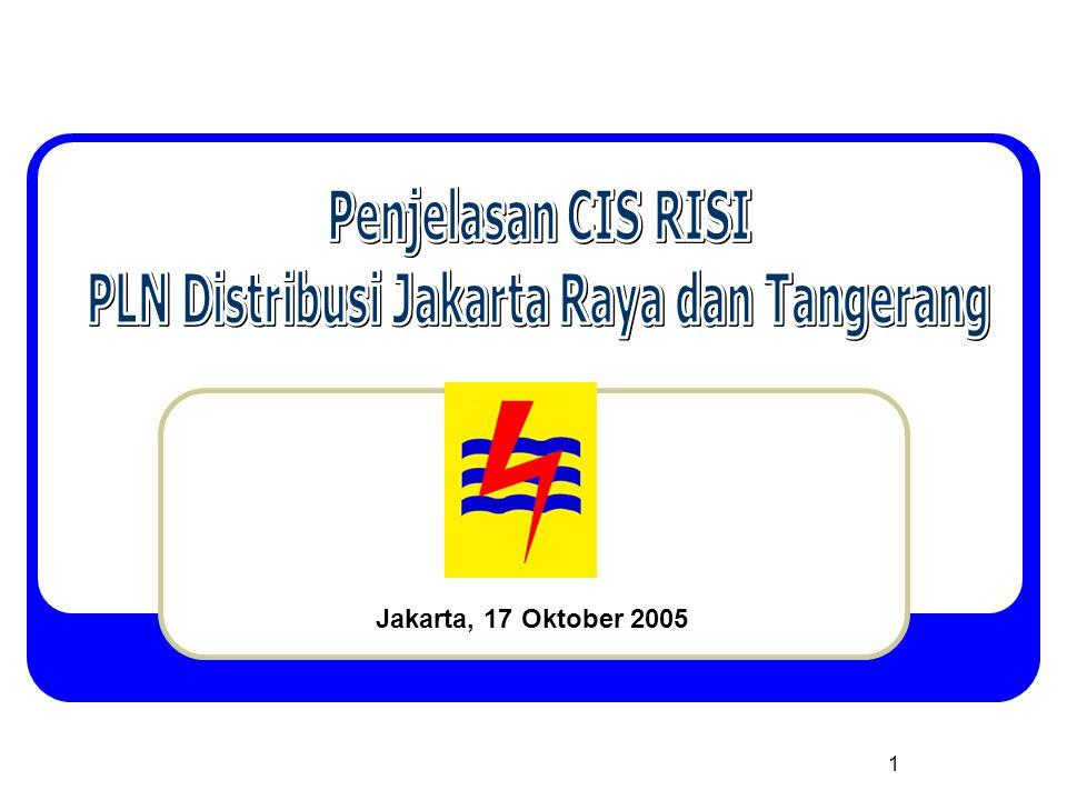 1 Jakarta, 17 Oktober 2005