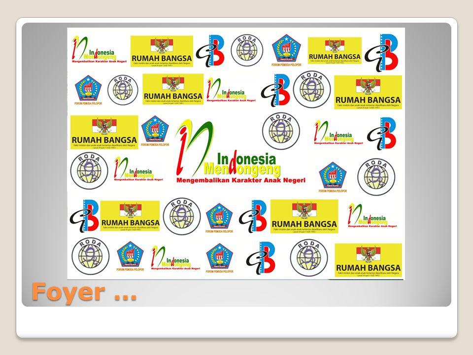 Sambutan oleh Ketua Harian Dewan Pimpinan Nasional Forum Pemuda Pelopor Kanda Hariyanto