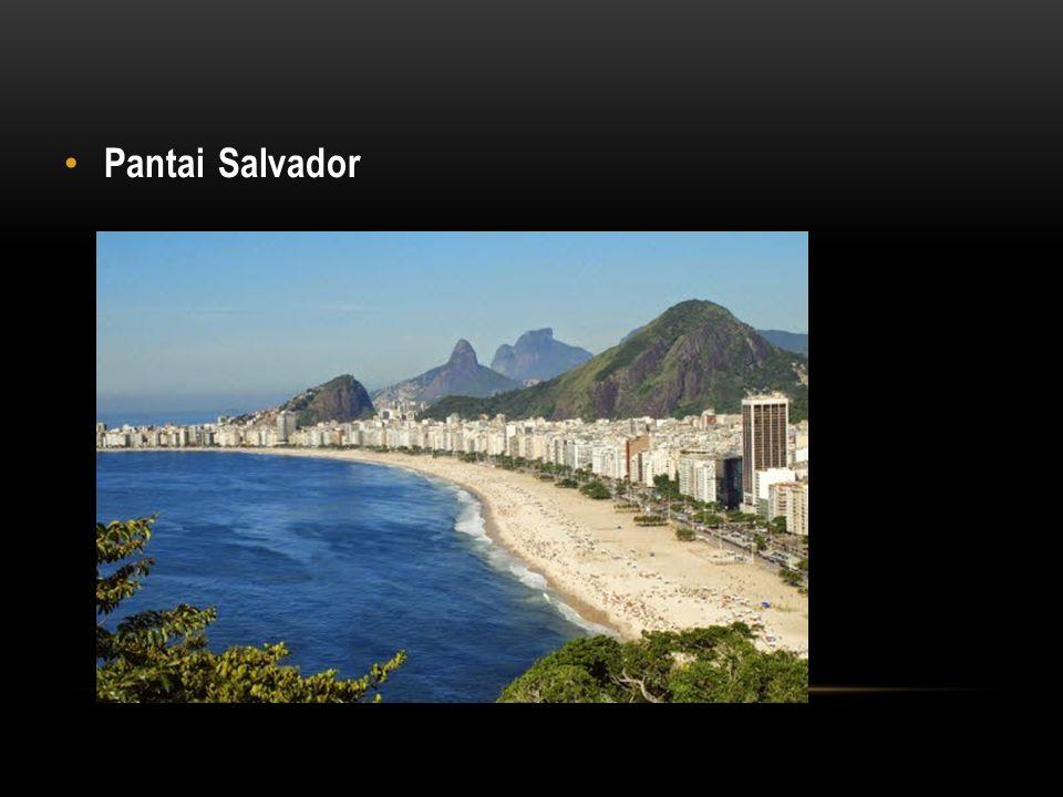 Pantai Salvador