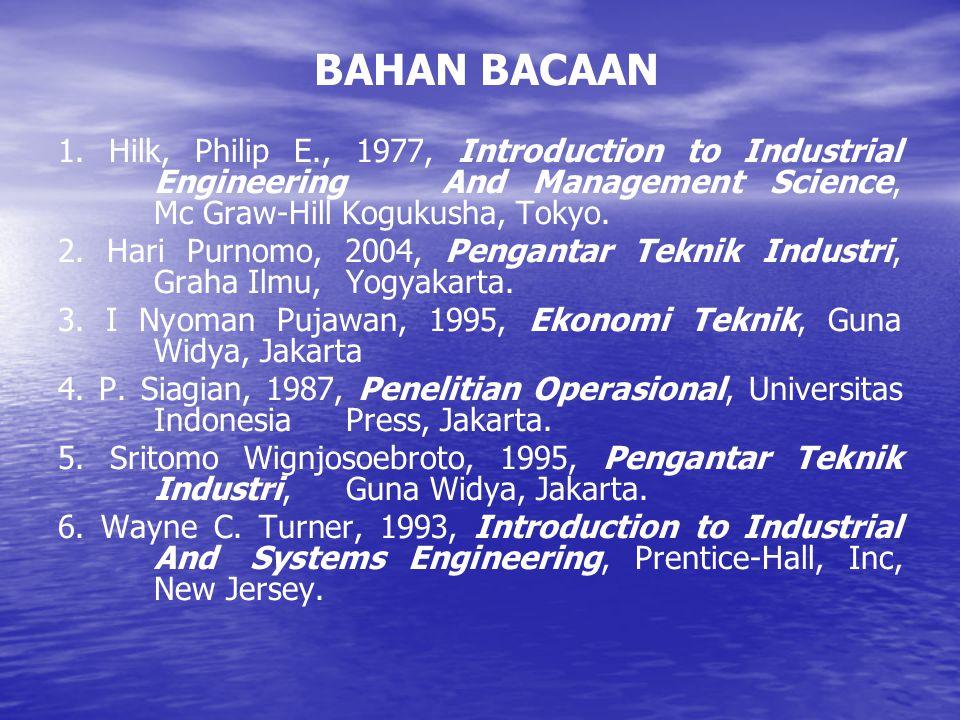 Alternatif lokasi yang diusulkan adalah : di kota Surabaya atau kota Malang Data mengenai kapasitas produksi, biaya transportasi, serta data kebutuhan (demand) untuk masing-masing daerah seperti dalam tabel berikut (dlm puluhan ribu rp) : LokasiDaerah PemasaranKapasitas (ton/mgg) JogjaSoloP KertoMg-lang Semarang18202515 650 Bandung40453042 600 Surabaya55506055tak terbatas Malang58556260tak terbatas Demand (ton/mgg) 4005003004501650