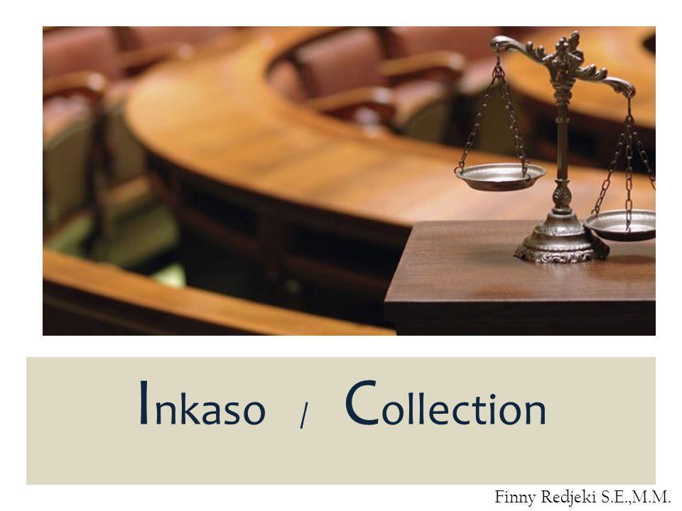 I nkaso / C ollection Finny Redjeki S.E.,M.M.