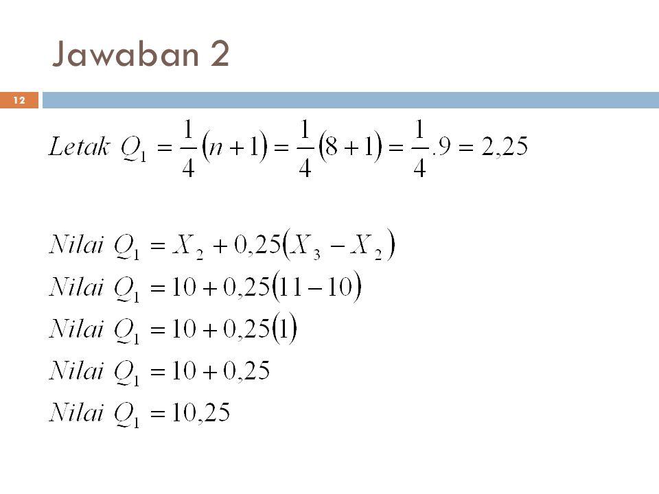 Jawaban 2 12