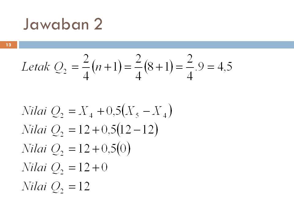 Jawaban 2 13