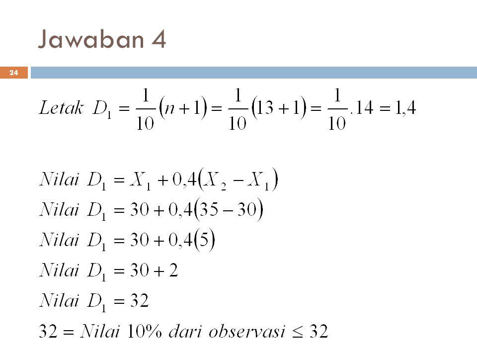 Jawaban 4 24