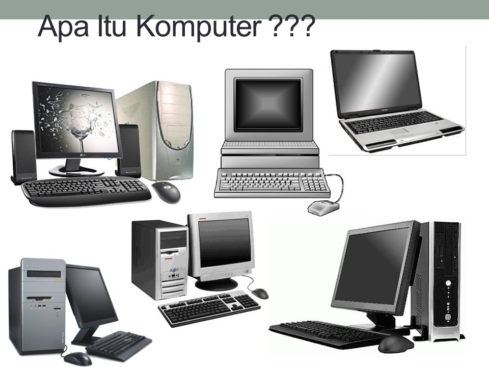 Pengertian Komputer 1.Menurut Robert H.