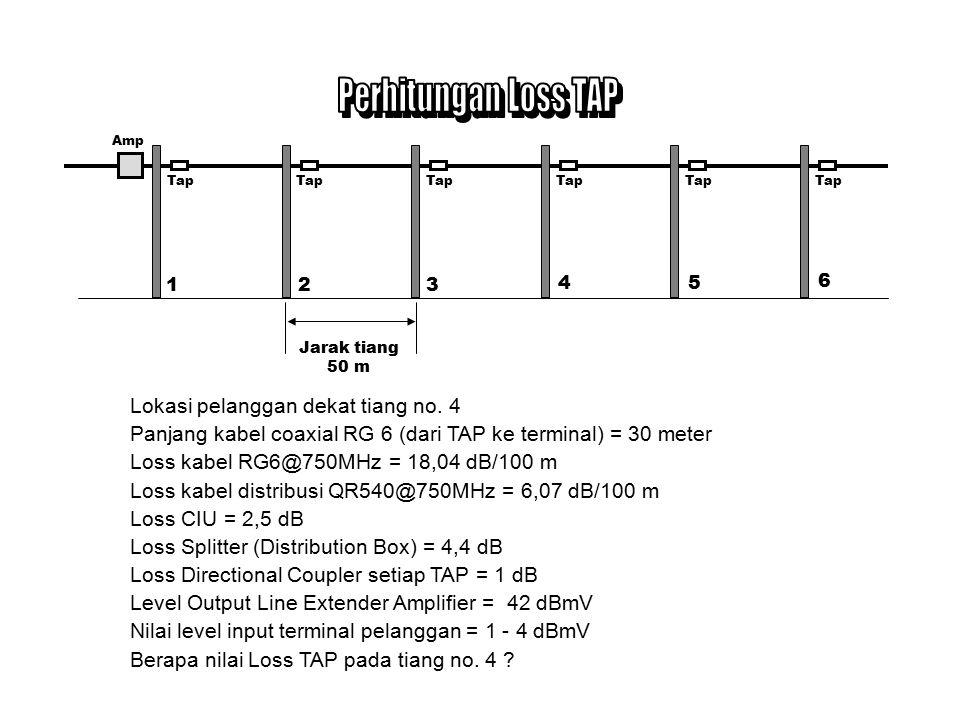 YCM-1004A TAP 12, 15, 20, 24, 27, 30 dB 4 WAY TAP, VICTORY ELECTRONIC Freq.