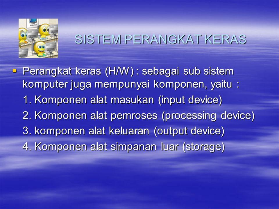 Optical data reader  Optical data reader, dapat berupa : 1.