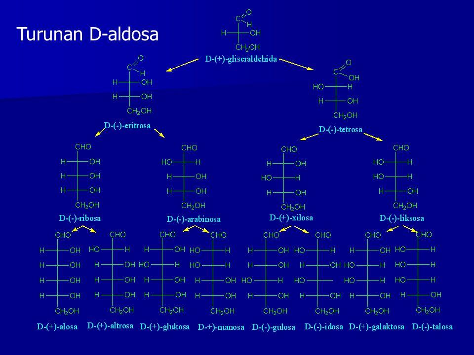 Turunan D-aldosa