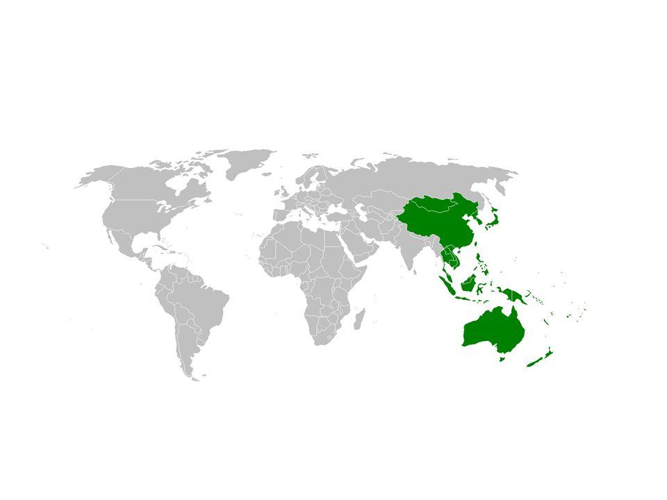 Anggota Negara Asia Pacific Economic Forum