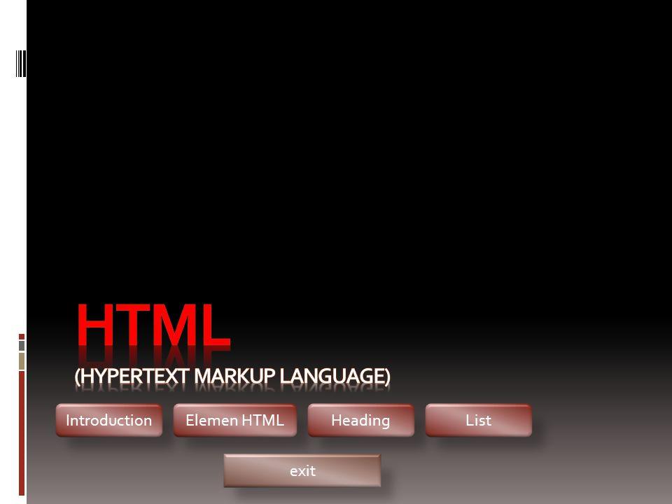 MEMASUKKAN VIDEO Example : <IMG dynsrc = video/match.avi border = 2 start = fileopen loop =2 loopdelay = 2 > <embed src= sounds/blow1.wav width =200 hight =200 loop = false> Note : You can open any media type file.